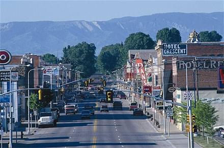 downtown sheridan wy