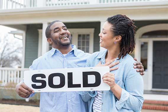 successfully selling a home